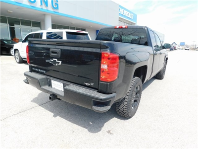 2018 Silverado 1500 Double Cab 4x4, Pickup #C21297 - photo 2