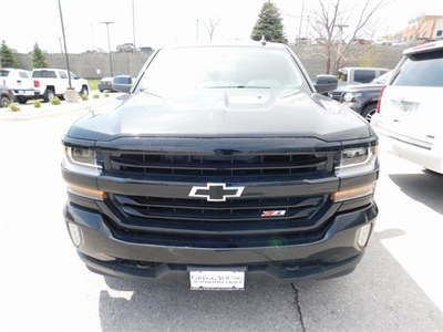 2018 Silverado 1500 Double Cab 4x4, Pickup #C21297 - photo 4