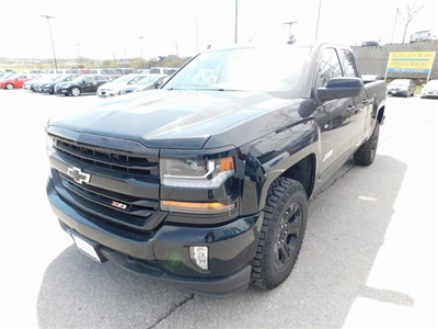 2018 Silverado 1500 Double Cab 4x4, Pickup #C21297 - photo 5
