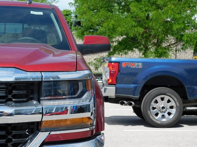 2018 Silverado 1500 Double Cab 4x4,  Pickup #C21322 - photo 12