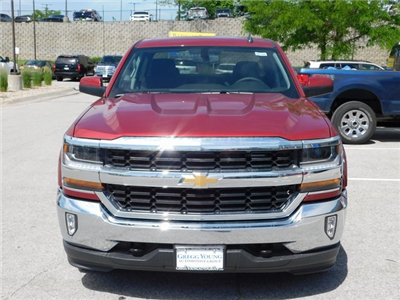 2018 Silverado 1500 Double Cab 4x4,  Pickup #C21322 - photo 11