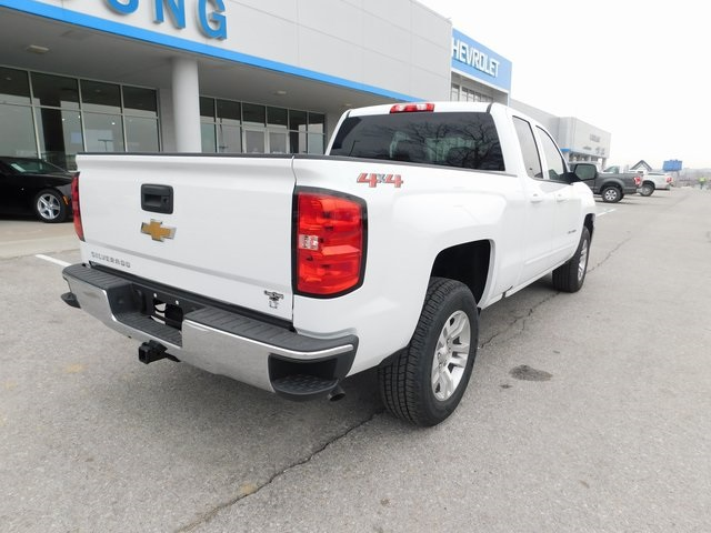 2018 Silverado 1500 Double Cab 4x4, Pickup #C21323 - photo 2