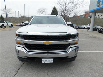 2018 Silverado 1500 Double Cab 4x4, Pickup #C21323 - photo 4