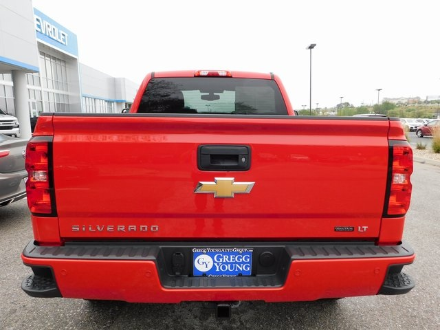 2018 Silverado 1500 Regular Cab 4x4,  Pickup #C21402A - photo 7