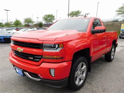 2018 Silverado 1500 Regular Cab 4x4,  Pickup #C21402A - photo 5