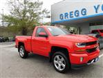 2018 Silverado 1500 Regular Cab 4x4,  Pickup #C21402A - photo 1