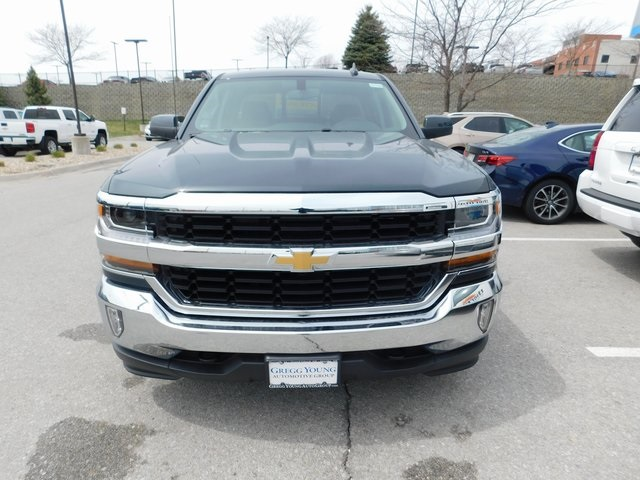 2018 Silverado 1500 Double Cab 4x4,  Pickup #C21403 - photo 4
