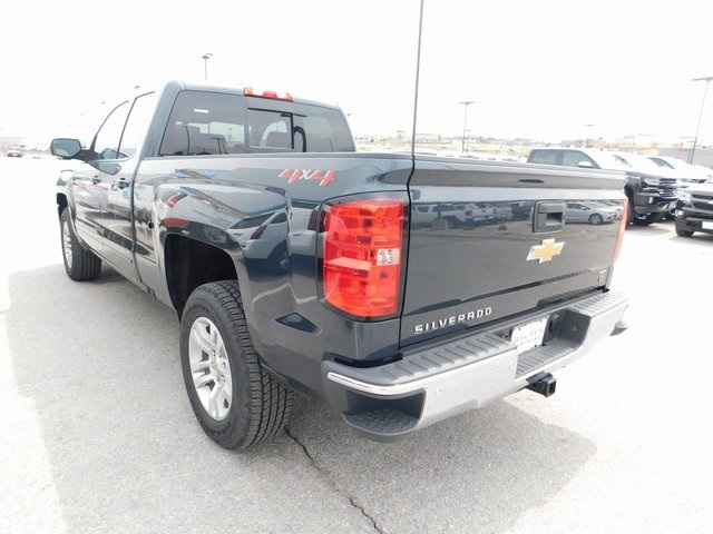 2018 Silverado 1500 Double Cab 4x4,  Pickup #C21403 - photo 9