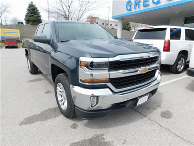 2018 Silverado 1500 Double Cab 4x4,  Pickup #C21403 - photo 1