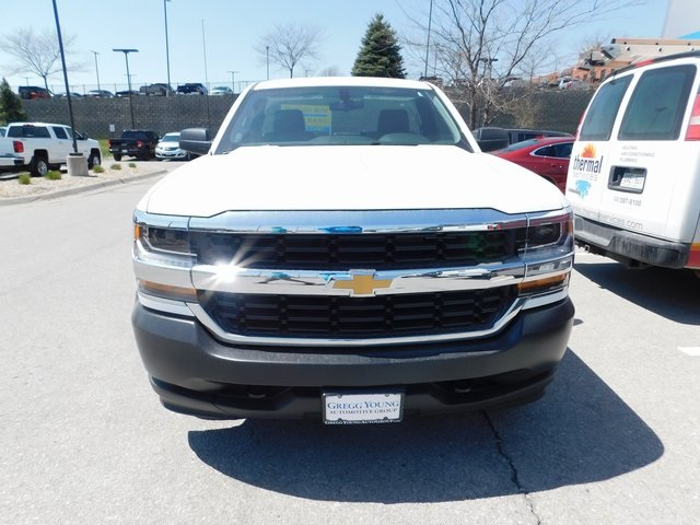 2018 Silverado 1500 Regular Cab 4x4,  Pickup #C21407 - photo 4