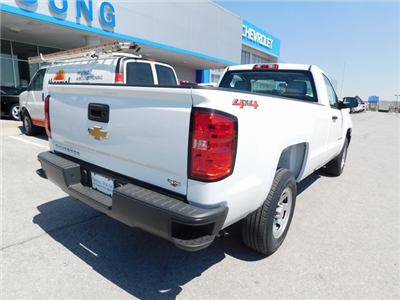 2018 Silverado 1500 Regular Cab 4x4,  Pickup #C21407 - photo 2