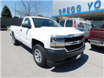 2018 Silverado 1500 Regular Cab 4x4,  Pickup #C21407 - photo 1
