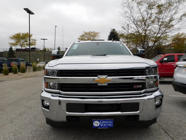2016 Silverado 2500 Crew Cab 4x4,  Pickup #C21447A - photo 4