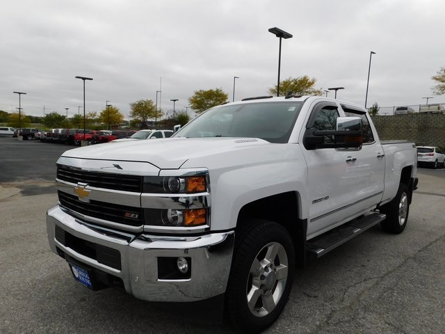 2016 Silverado 2500 Crew Cab 4x4,  Pickup #C21447A - photo 5