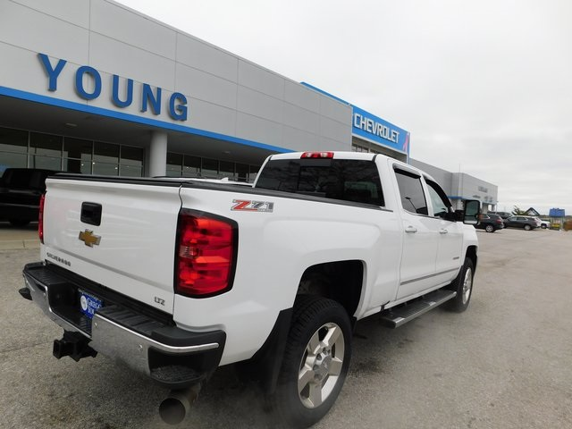 2016 Silverado 2500 Crew Cab 4x4,  Pickup #C21447A - photo 2