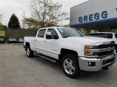 2016 Silverado 2500 Crew Cab 4x4,  Pickup #C21447A - photo 1