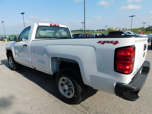 2018 Silverado 1500 Regular Cab 4x4,  Pickup #C21481 - photo 5