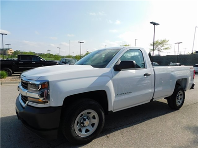 2018 Silverado 1500 Regular Cab 4x4,  Pickup #C21481 - photo 4