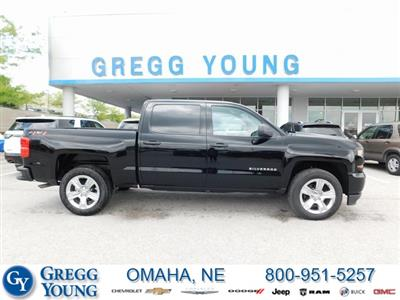 2018 Silverado 1500 Crew Cab 4x4, Pickup #C21521 - photo 3