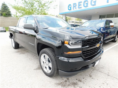 2018 Silverado 1500 Crew Cab 4x4, Pickup #C21521 - photo 1