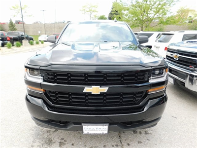 2018 Silverado 1500 Crew Cab 4x4, Pickup #C21521 - photo 4