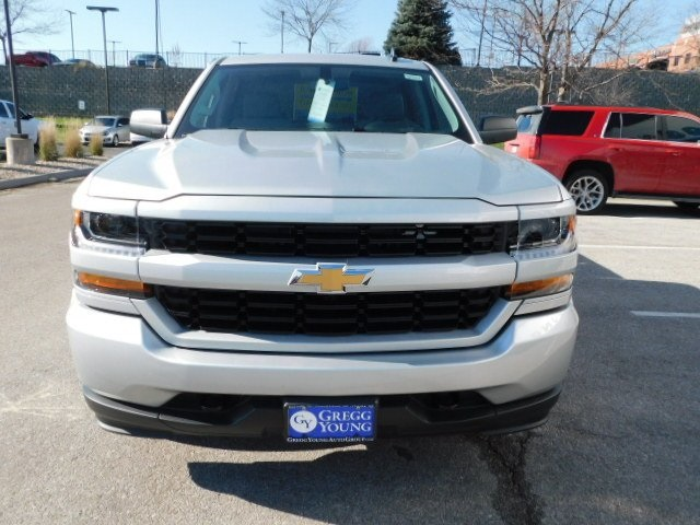 2018 Silverado 1500 Crew Cab 4x4, Pickup #C21553 - photo 1