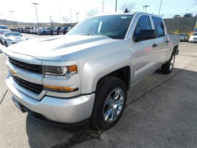 2018 Silverado 1500 Crew Cab 4x4, Pickup #C21553 - photo 4