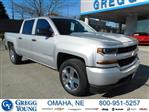 2018 Silverado 1500 Crew Cab 4x4, Pickup #C21553 - photo 3