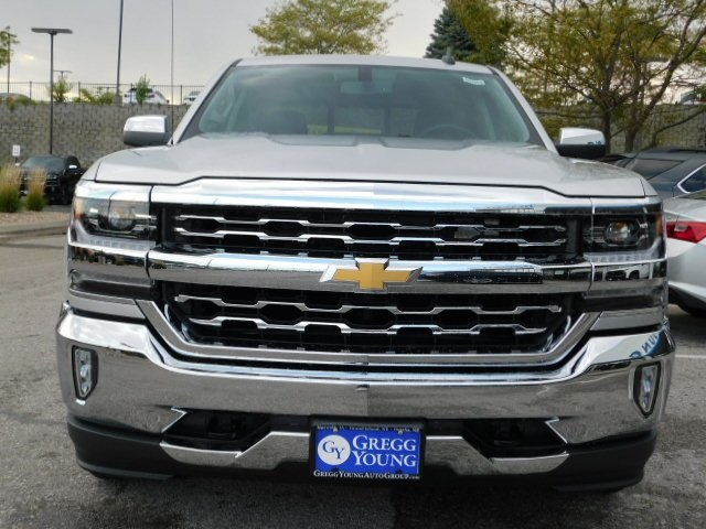 2018 Silverado 1500 Crew Cab 4x4,  Pickup #C21604 - photo 13