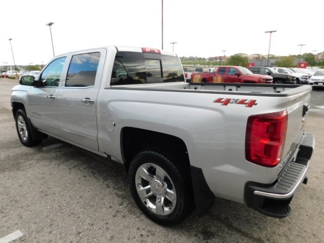 2018 Silverado 1500 Crew Cab 4x4,  Pickup #C21604 - photo 5