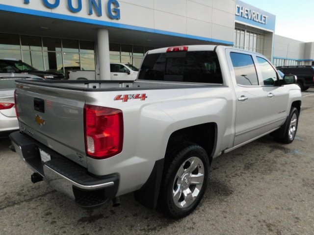2018 Silverado 1500 Crew Cab 4x4,  Pickup #C21604 - photo 2
