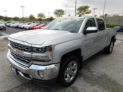 2018 Silverado 1500 Crew Cab 4x4,  Pickup #C21604 - photo 4