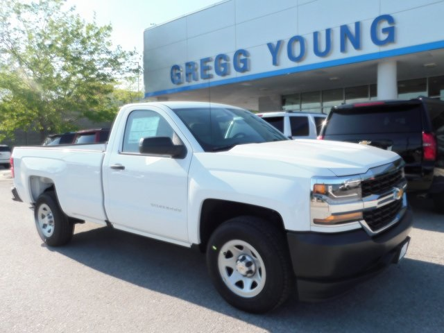 2018 Silverado 1500 Regular Cab 4x2,  Pickup #C21608 - photo 1