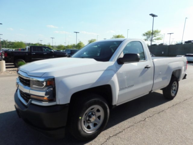 2018 Silverado 1500 Regular Cab 4x2,  Pickup #C21608 - photo 4