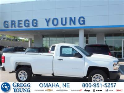 2018 Silverado 1500 Regular Cab 4x2,  Pickup #C21608 - photo 3