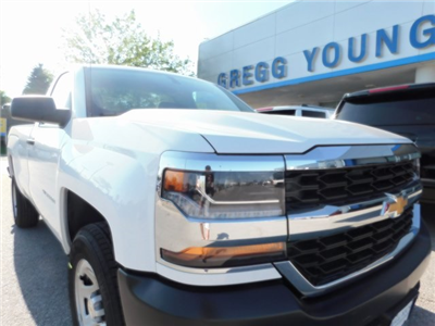 2018 Silverado 1500 Regular Cab 4x2,  Pickup #C21608 - photo 18