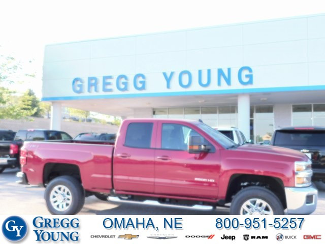 2018 Silverado 2500 Double Cab 4x4,  Pickup #C21609 - photo 3