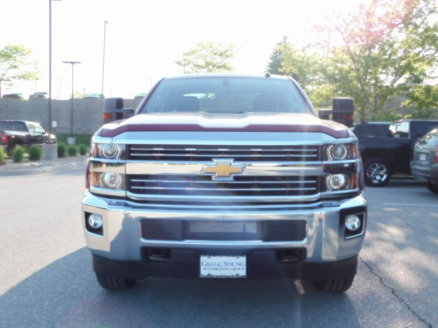 2018 Silverado 2500 Double Cab 4x4,  Pickup #C21609 - photo 15