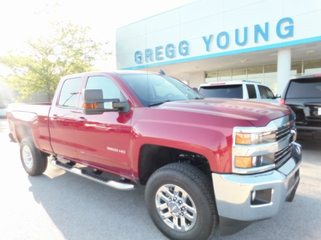 2018 Silverado 2500 Double Cab 4x4,  Pickup #C21609 - photo 1