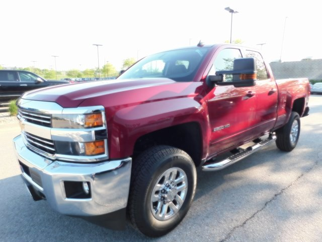 2018 Silverado 2500 Double Cab 4x4,  Pickup #C21609 - photo 4