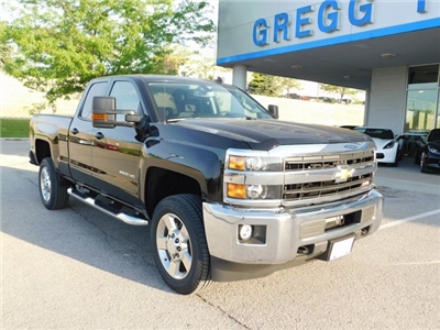 2018 Silverado 2500 Double Cab 4x4,  Pickup #C21610 - photo 1