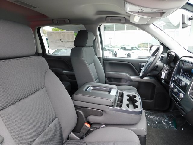 2018 Silverado 1500 Crew Cab 4x4,  Pickup #C21644 - photo 18