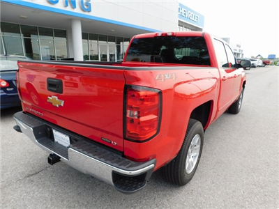2018 Silverado 1500 Crew Cab 4x4,  Pickup #C21644 - photo 2