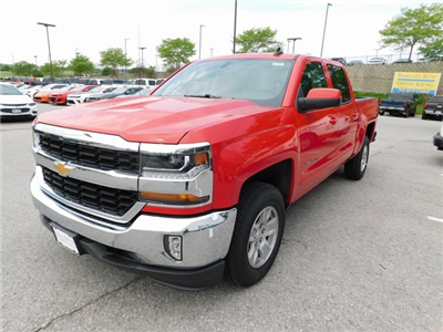2018 Silverado 1500 Crew Cab 4x4,  Pickup #C21644 - photo 5