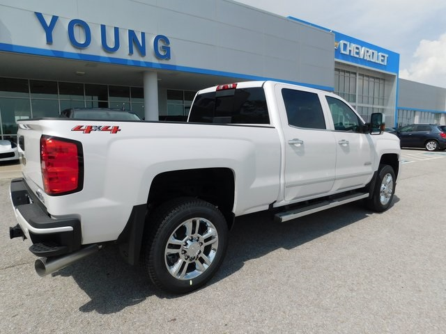 2018 Silverado 2500 Crew Cab 4x4,  Pickup #C21702 - photo 2
