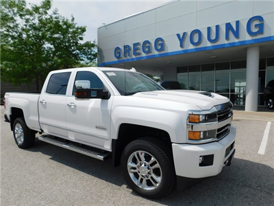 2018 Silverado 2500 Crew Cab 4x4,  Pickup #C21702 - photo 1