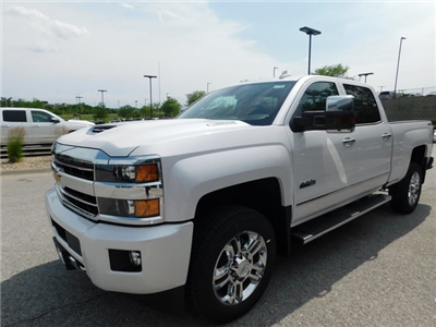 2018 Silverado 2500 Crew Cab 4x4,  Pickup #C21702 - photo 4
