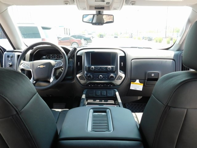 2018 Silverado 1500 Crew Cab 4x4,  Pickup #C21721 - photo 28