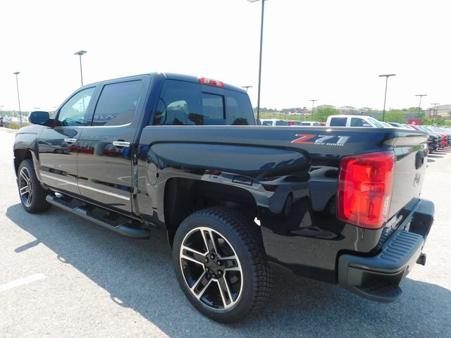 2018 Silverado 1500 Crew Cab 4x4,  Pickup #C21721 - photo 5