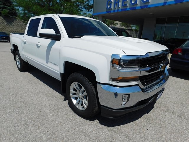 2018 Silverado 1500 Crew Cab 4x4,  Pickup #C21780 - photo 1